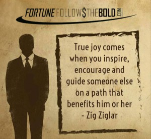 true joy Zig Ziglar quote